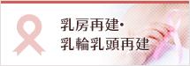 乳房再建・乳輪乳頭再建【医療保険適用】